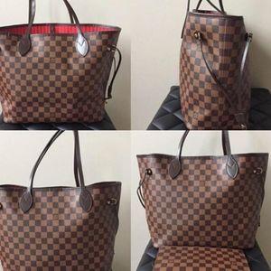 Louis Vuitton Bags - LV NEVERFULL MM